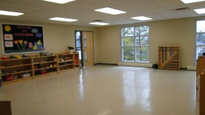 Upper Level Middle Classroom 1