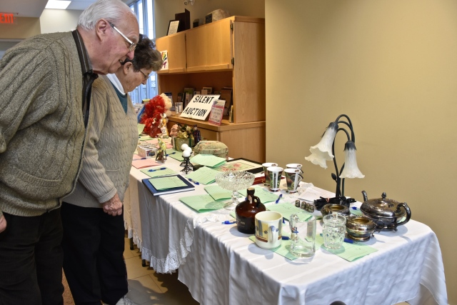 Christmas Fair 2015 Silent Auction