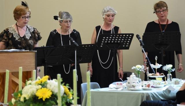 DA Tea Singers photo 6