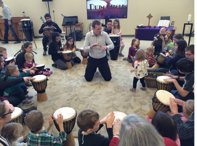 Annex Drumming 2016 March