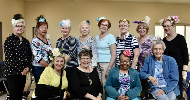 UCW Fascinators May 2018
